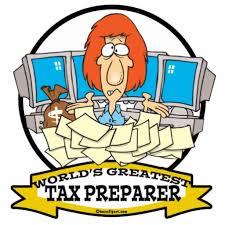 Income Tax Client Choose Corey