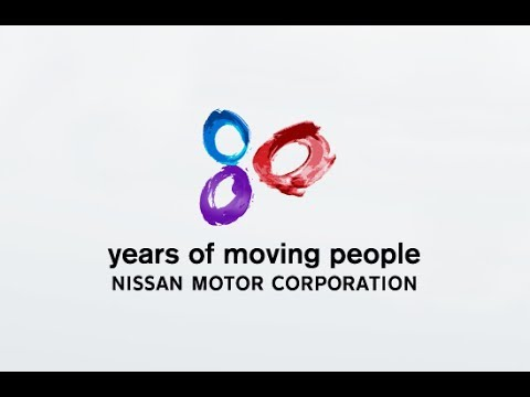 Nissan Motor Corporation 80 Years Of Moving People