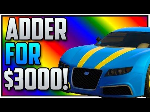 GTA 5 Free Super Cars Glitch 1 26